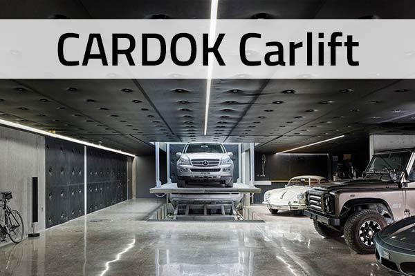 Autolift voor garage - car lift