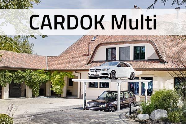 Cardok - verdubbel je parkeerplaats