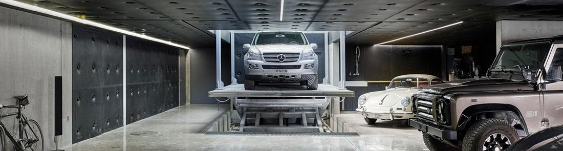 Carlift garage