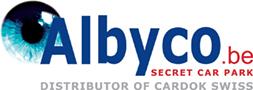 Albyco.be/CARDOK Logo